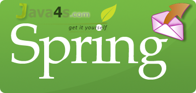 Send Java Email using Spring With Gmail SMTP - JavaMailSenderImpl Mail