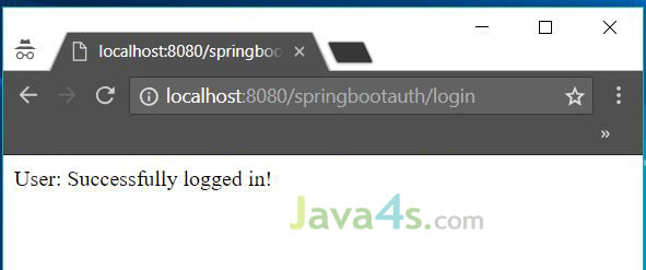 Spring Boot + Spring Security – RESTful Web Service with Database